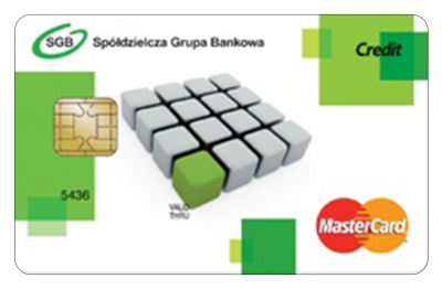 MasterCard kredytowa