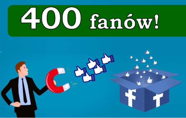 facebook 400 lików